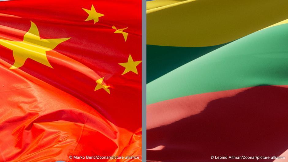 中國10日宣布召回其駐立陶宛的大使,中國與立陶宛間關系緊張。