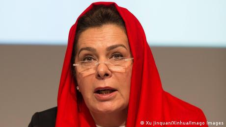 Fatima Gailani has been involved in Afghan politics for more than 40 years