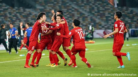 Vietnam made it to the quarterfinals of the 2019 AFC Asian Cup