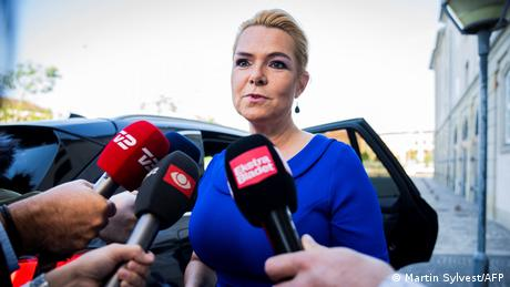 Stojberg told reporters that she expects to be acquitted