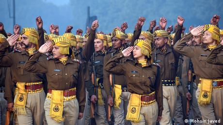 Experts say the Indian military still has a long way to go to achieve full gender equality