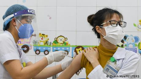 The Vietnamese government has been criticized for not rushing to procure vaccines in early 2021