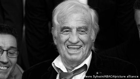 Jean-Paul Belmondo was one of France's leading comedy and action heroes