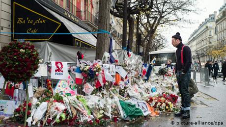 The deadly terror attack left many in mourning