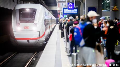 The five-day action has caused severe travel disruption across Germany