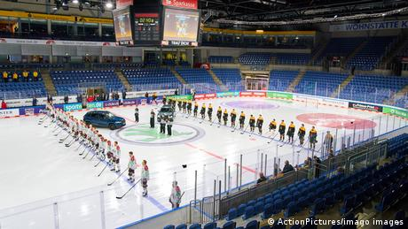 IIHF stripped Belarus of hosting the Ice Hockey World Championship earlier this year