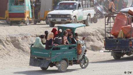 Many Afghan families have endured arduous journeys to escape from the clutches of the Taliban