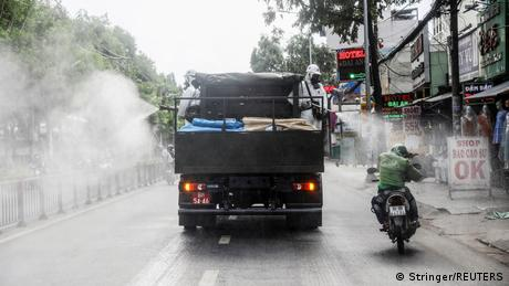 Strict lockdown rules in Vietnam have stunted economic growth and made daily life additionally challenging