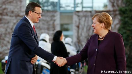 Merkel has always sought to keep the dialogue with Warsaw open, despite increasingly tense relations