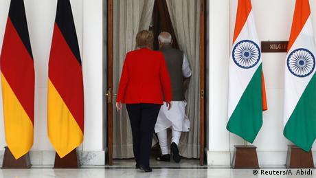 Chancellor Merkel last visited India in 2019