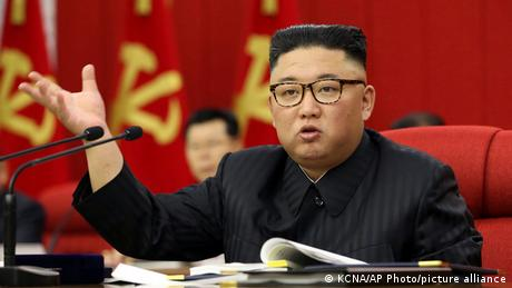 North Korea's government is suspected of coordinating the launch of the a new missile to clash with important trilateral talks