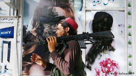 Afghanistan: The Taliban are trying to silence the voices of journalists