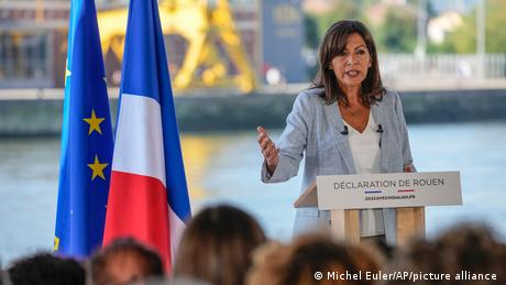 Analysts say Hidalgo will need to unite the greens and other left wing parties for a chance to become France's first female president