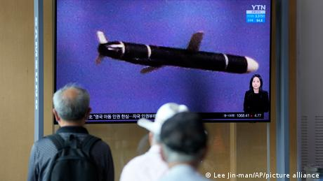 """North Korea's state media described a test earlier this month as a """"strategic weapon of great significance"""""""