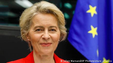 Ursula von der Leyen EU must now focus on global vaccine production