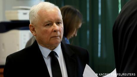 Kaczynski also serves as a deputy prime minister