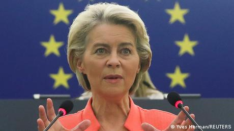 Ursula von der Leyen may have a vision, but not everyone's convinced