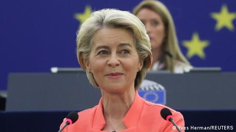 European Commission President Ursula von der Leyen has suggested that the EU seek greater autonomy in its global approach