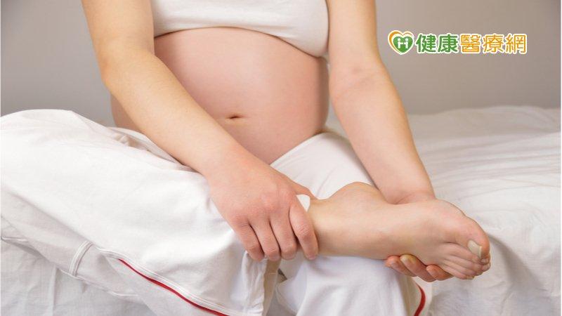 高齡孕婦產前突水腫 竟是「子癲前症」作祟