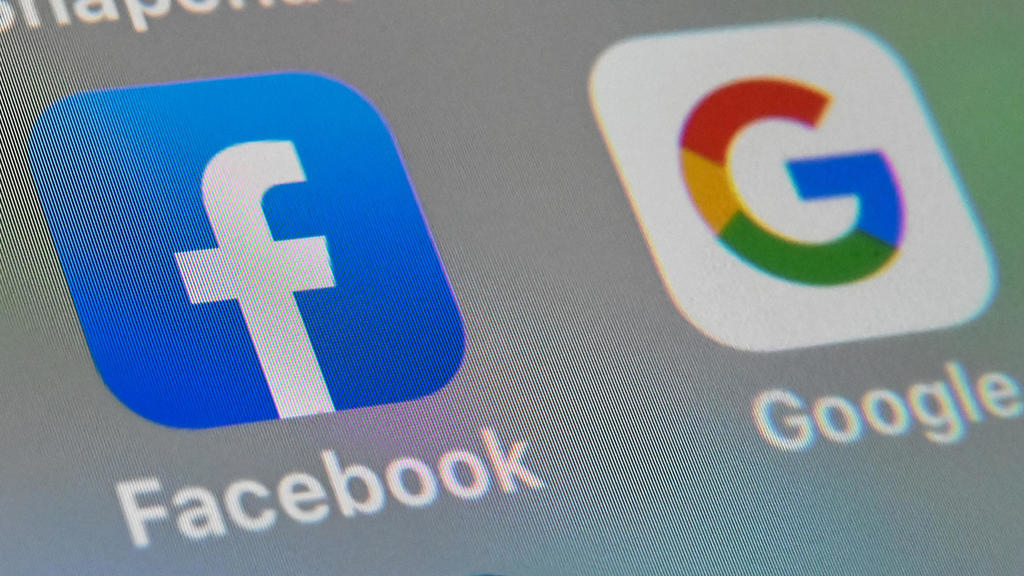 Tech giants like Facebook and Google could be forced to pay news outlets for their contentunder a new law in Australia. (France24 photo)