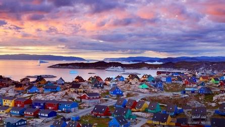 氣候變遷可能意外影響到格陵蘭的政治前途?