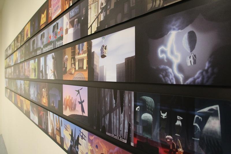 皮克斯大揭密 《30周年特展》一窺動畫幕後製程