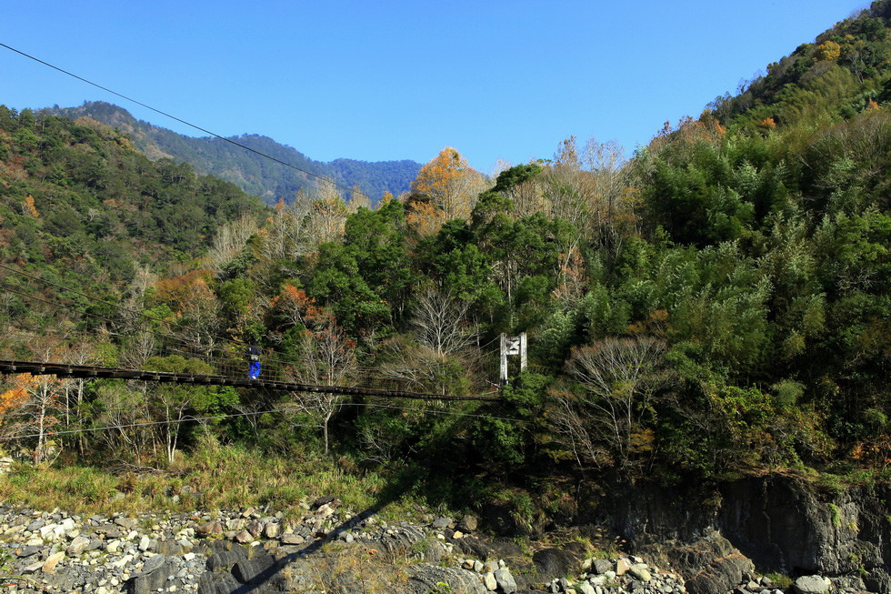 Autumn Travel: Top Five autumn-leaf viewing spots in Taiwan