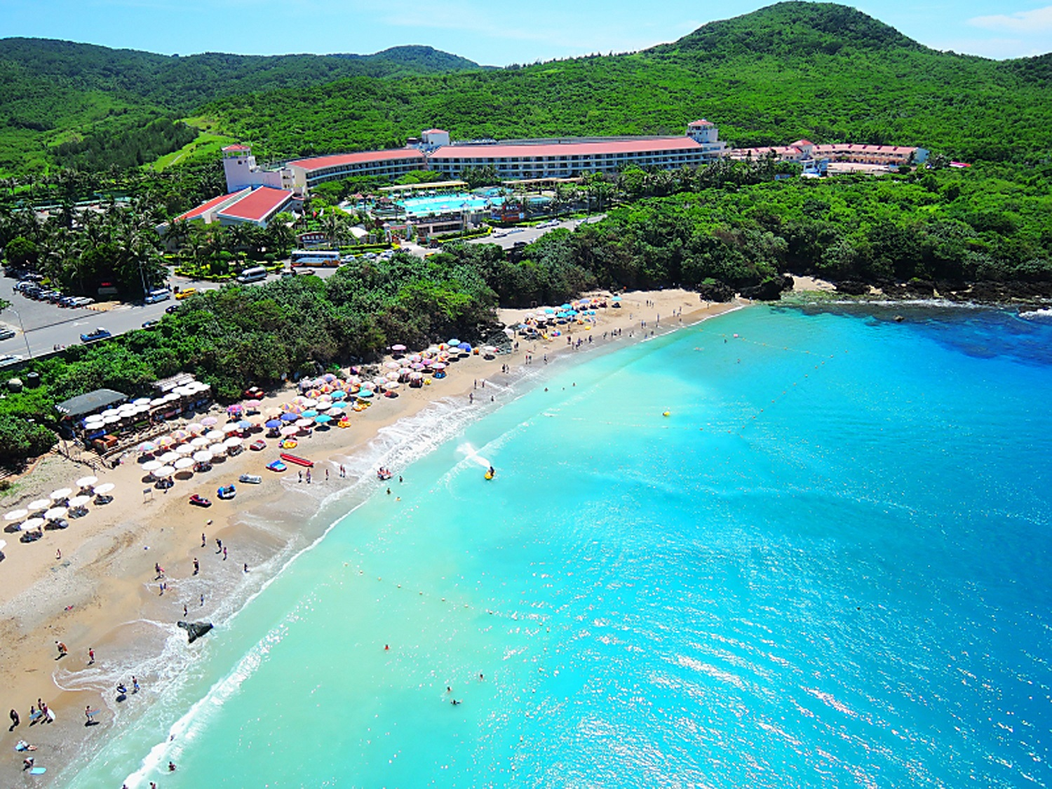 Howard Beach Resort Kenting Won Best