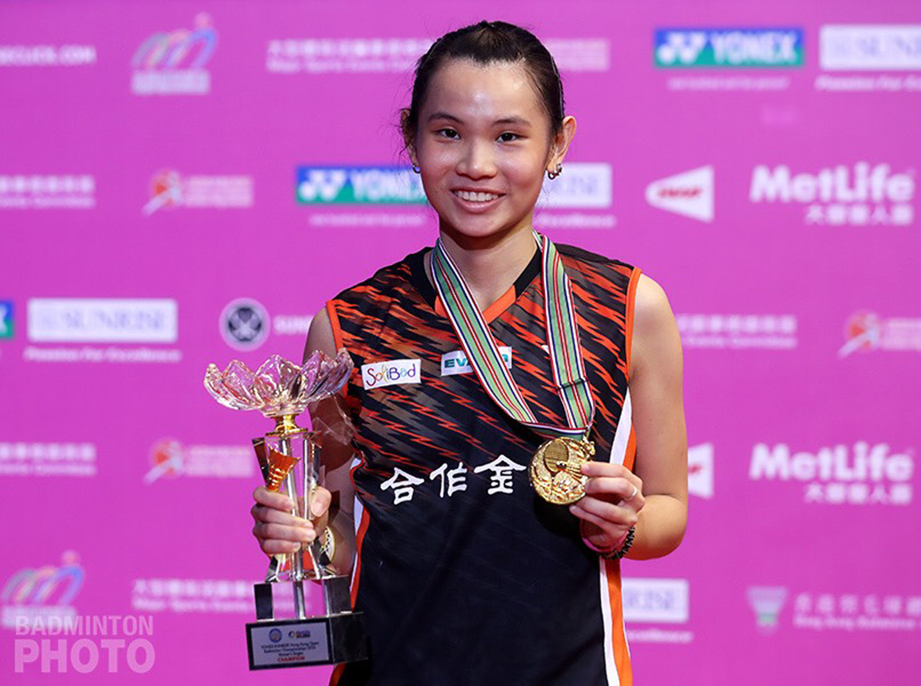 Taiwan s Tai Tzu ying takes world No 1 spot in women s badminton
