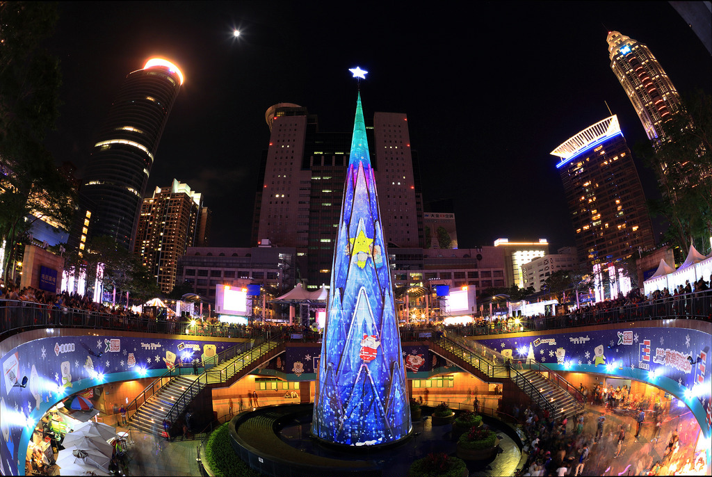 Five best places in Taiwan to celebrate Christmas