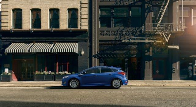 全新2017年式Ford Focus五門汽油頂級運動型,再升級最新SYNC 3娛樂通訊整合系統與全新鯊魚鰭式天線,為消費者打造智慧與時尚兼