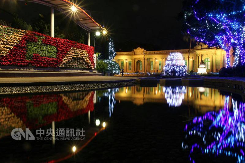 Un autre choix pour fêter Noël à Taïpei: Parc Aquatique de Taipei