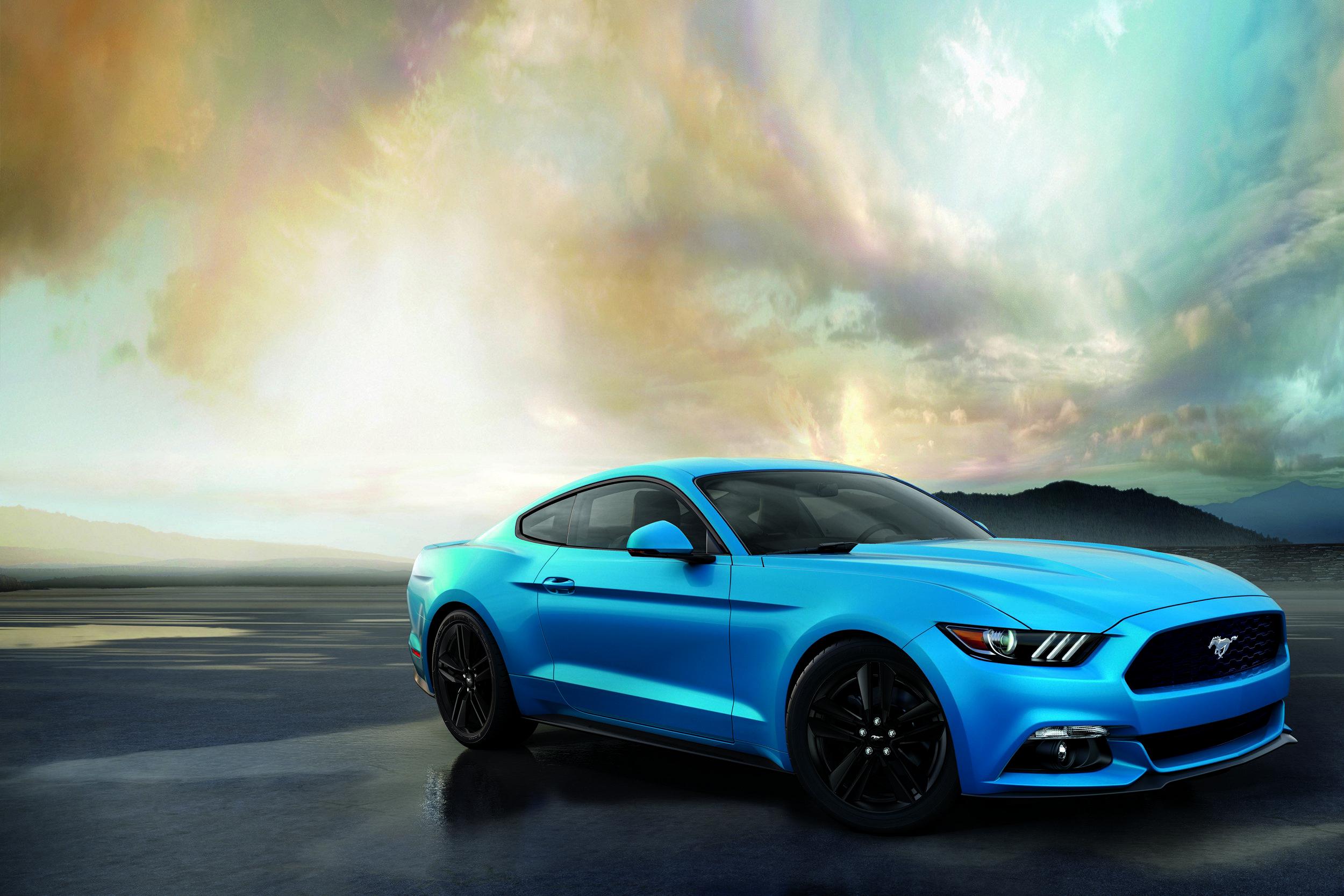經典美式肌肉跑車   全新年式Ford Mustang領銜