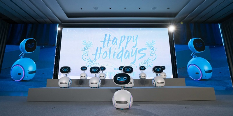 ASUS announced the Mandarin edition of Zenbo — the first ASUS robot —will be available for pre-order in Taiwan from Jan 1, 2017, with the 32G and 128G...
