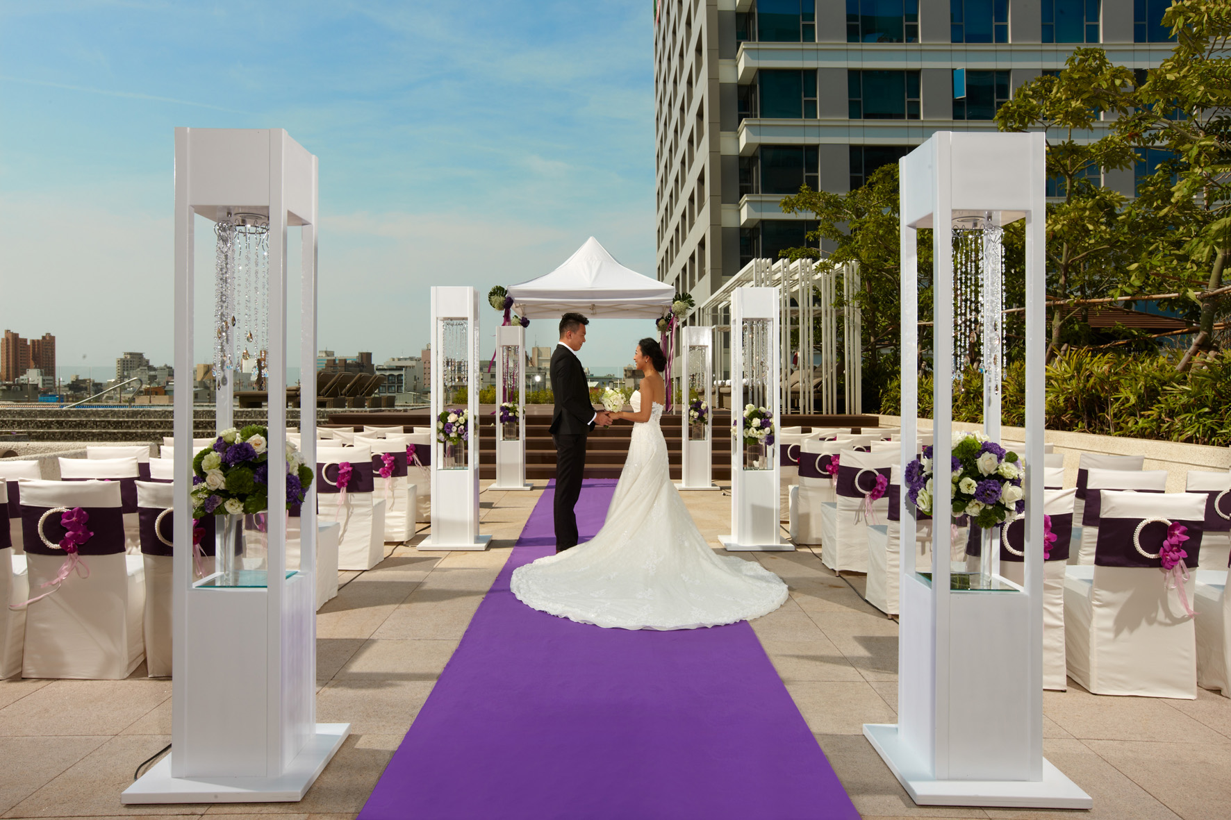 Regent Taipei launched 2017 Wedding Package