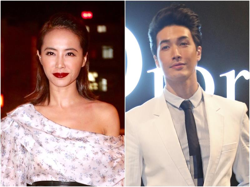 An agent of entertainer Jolin Tsai has confirmed that she and her boyfriend of six years, Vivian Dawson, have broken up.