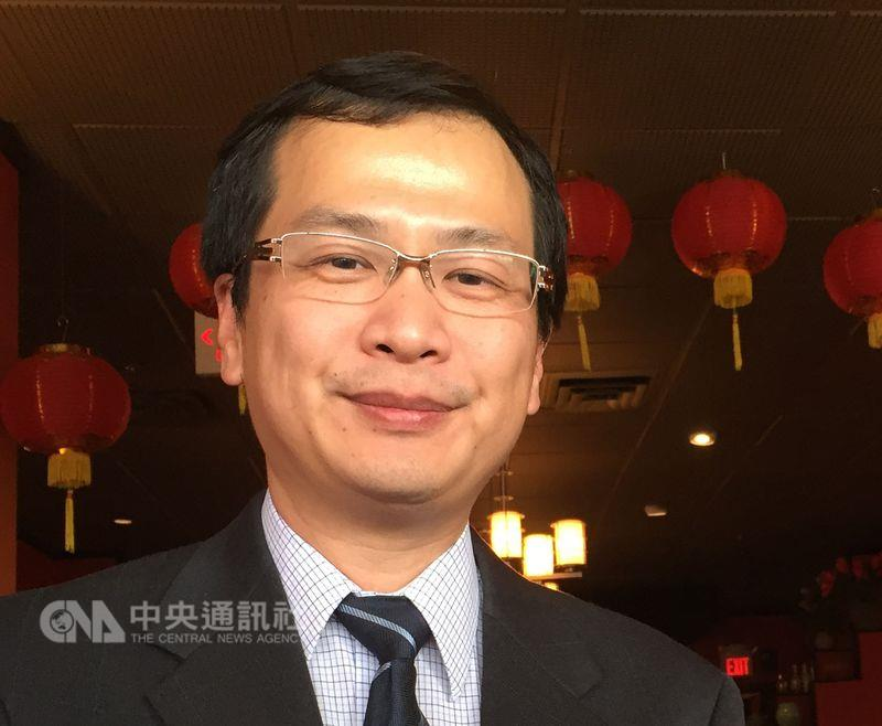 Former Ma aide plans run for mayor of Taipei