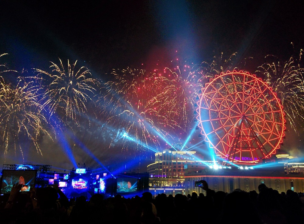 Check out wonderful places and events around Taiwan to celebrate the New Year, including concerts, fireworks displays, or gatherings at scenic spots t...