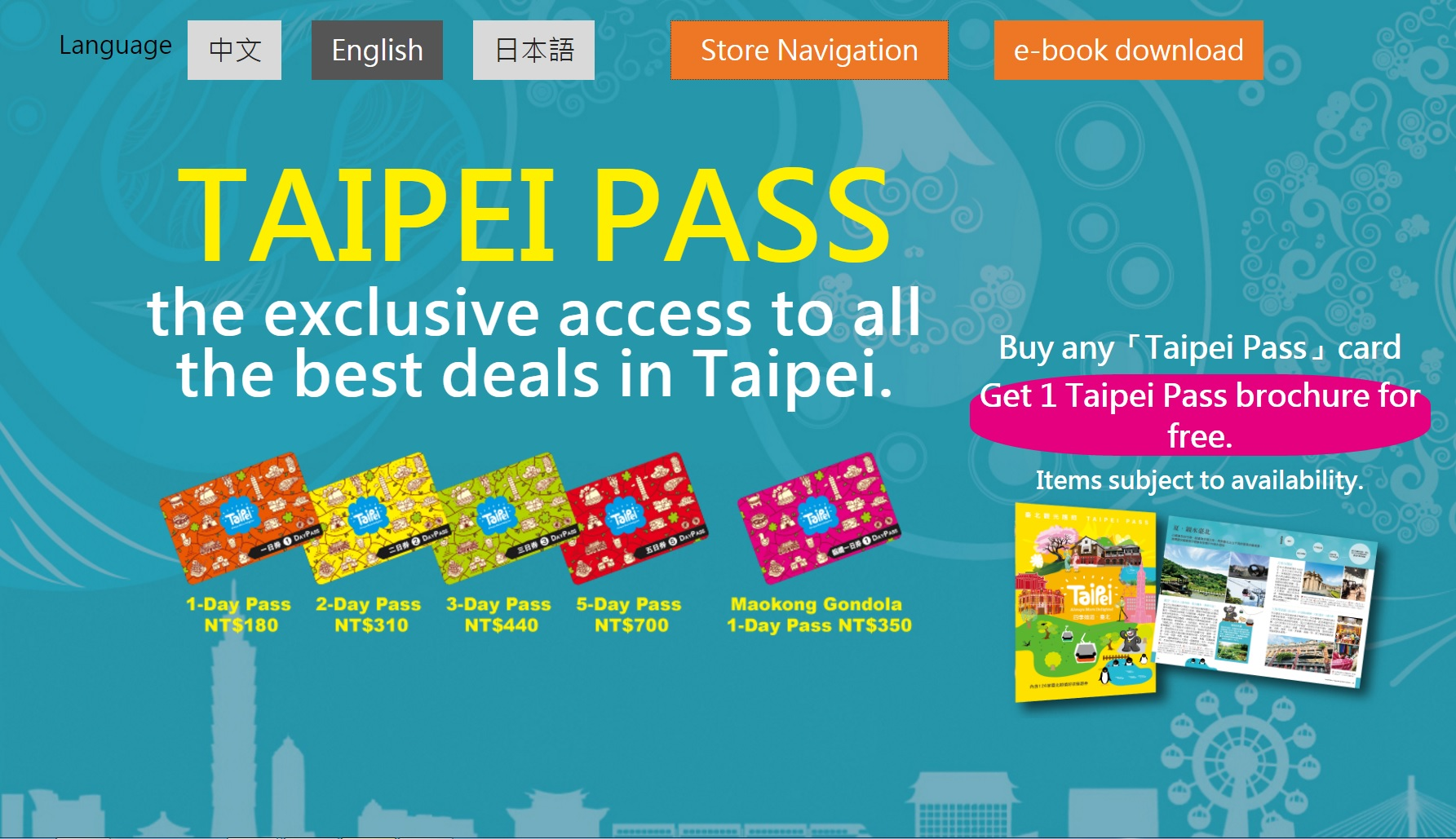To attract more domestic and foreign tourists to visit Taipei City, the Department of Information and Tourism (TPEDOIT) has introduced the 2017 Taipei...