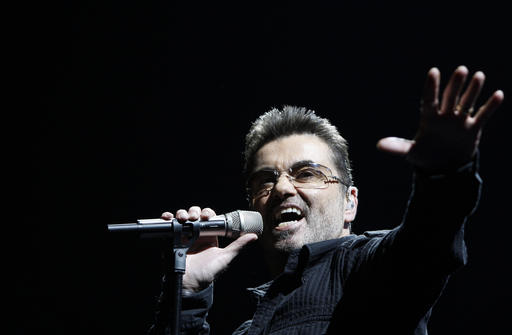 British singer George Michael dead at age 53