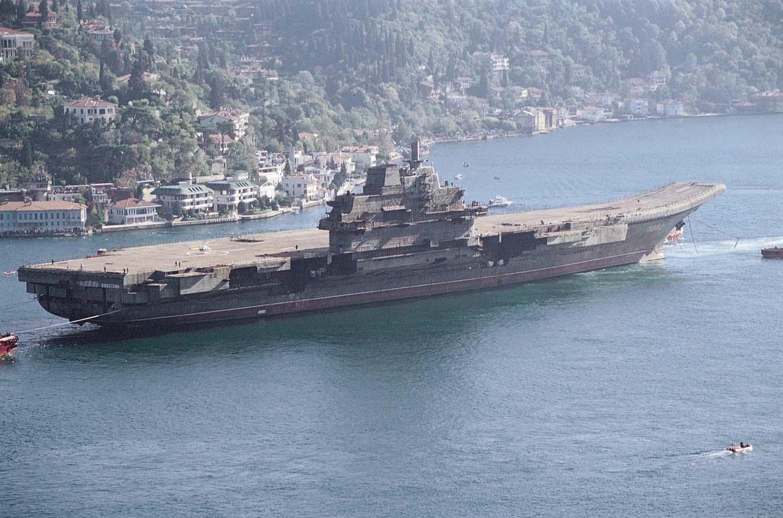 Chinese aircraft carrier sails past Dongsha, South China Sea