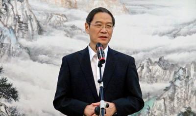 Taiwan Affairs Office Minister Zhang Zhijun