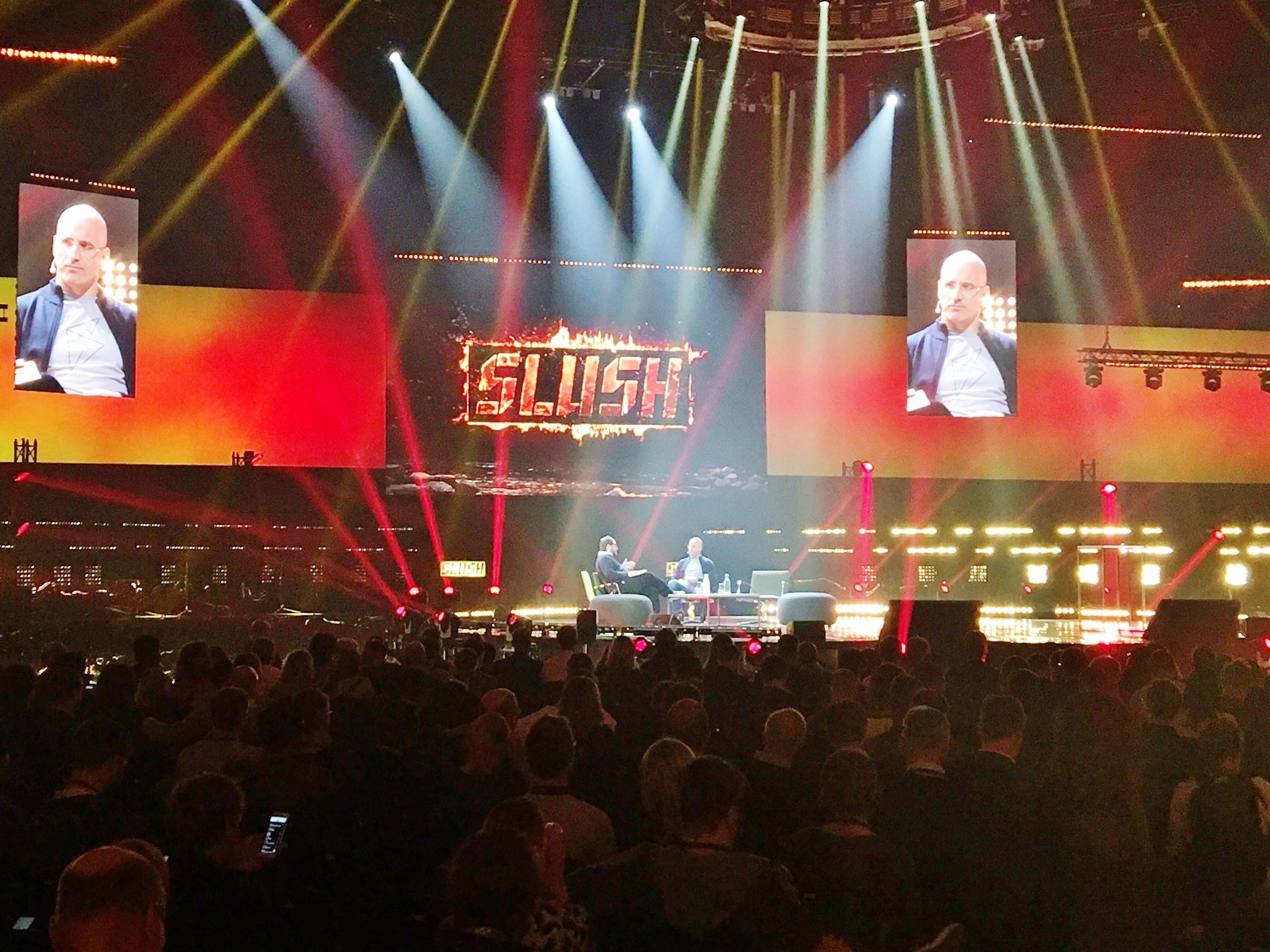 Feature of the Month: A pilgrimage to Slush Finland