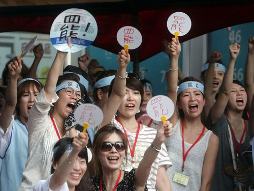 The Year in News: Top stories in Taiwan in 2016 by month