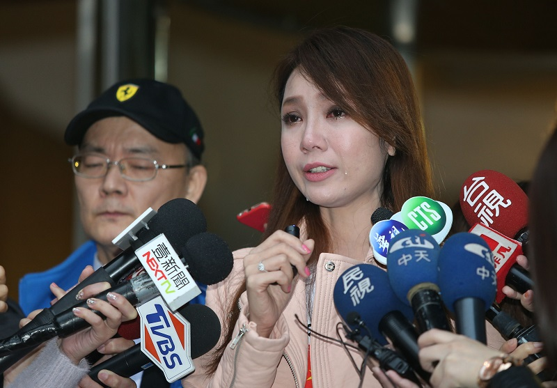 Entertainer Helen Thanh Dao appeared in a press conference in Taipei on Sunday to reveal personal secrets such as she has been married and that she is...