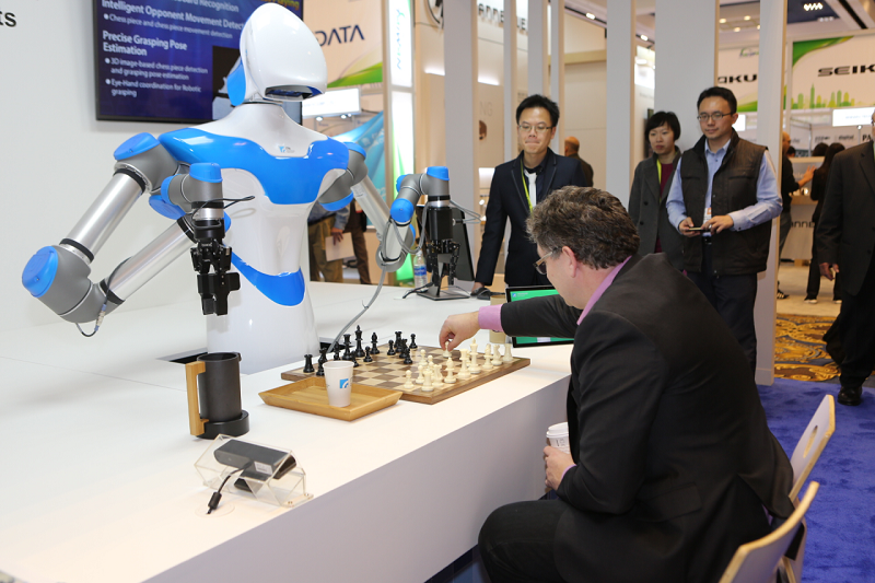 ITRI introduces Intelligent Vision System for Companion Robots at CES 2017