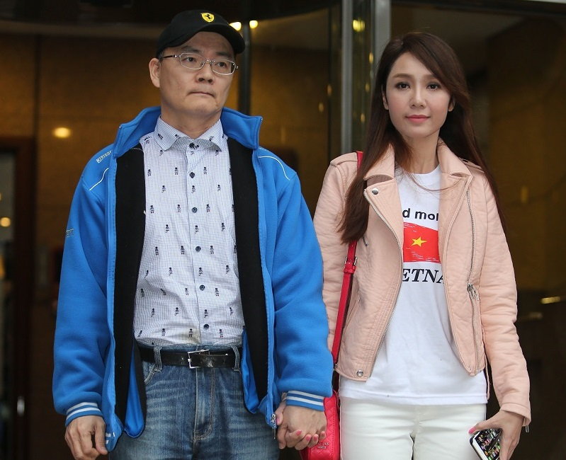 """Entertainer Helen Thanh Dao on Wednesday accused her husband of domestic violence and filed for an order of protection days after her """"true"""" personal ..."""