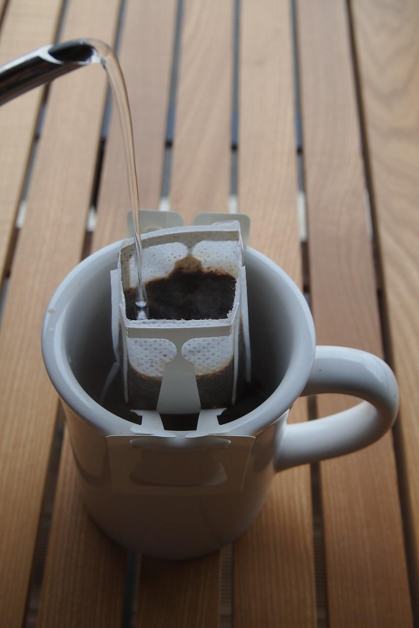 濾掛咖啡恐致癌 食藥署:謠言