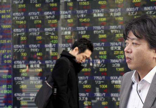 Japanese stocks tumbled after Trump inauguration