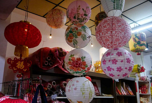 Dihua Street Offers Tradition and a Touch of Modern Taipei